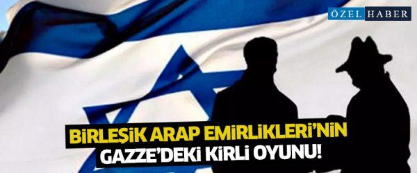Gazze'de Dönen Kirli Oyun