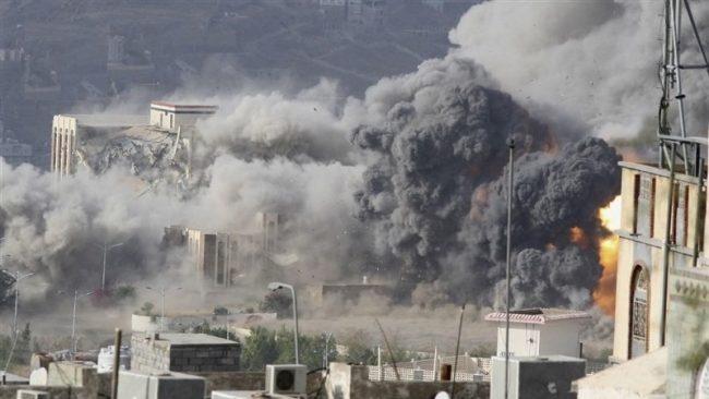 Rahat Olun; Bombalanan Yemen