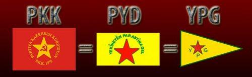 PKK/PYD Sivilleri Hedef Aldı
