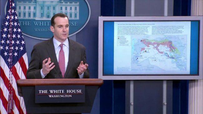 McKenzie: ABD Askeri, Türkiye'ye Karşı Kendini Koruyacaktır