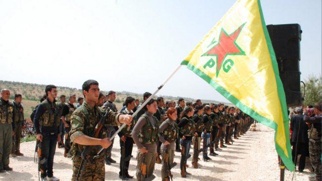 YPG ve PYD Terör Listesine Alınsın