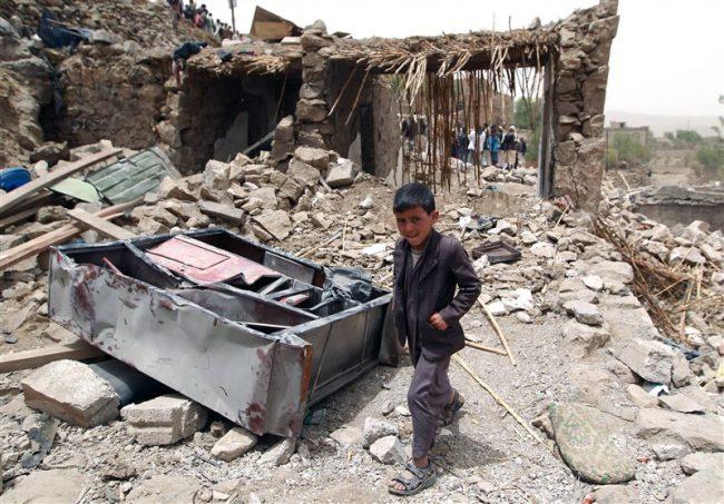 Yemen'de Gıda Krizi