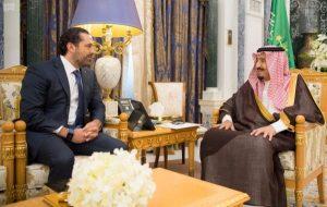 Hariri'nin İstifası Bir Projenin İlk Adımı