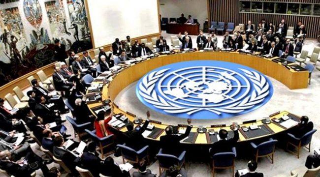 ABD, BM Güvenlik Konseyinde Yalnız Kaldı