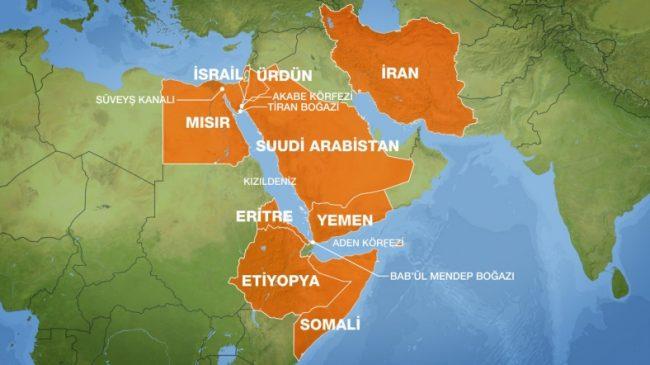 Yemen: Kızıldeniz'de Deniz Taşımacılığını Engelleriz